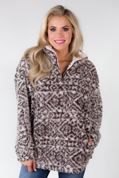 Bonfire Bliss Pullover