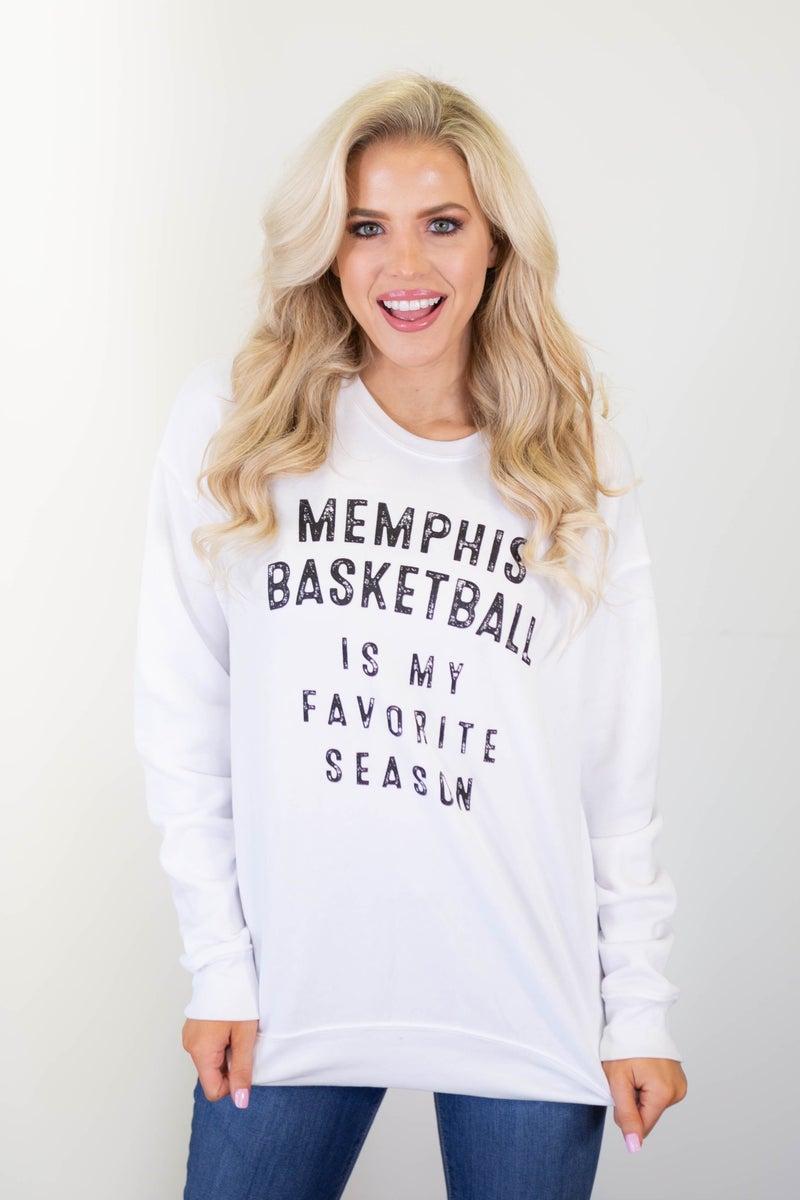 My Favorite Season Sweatshirt