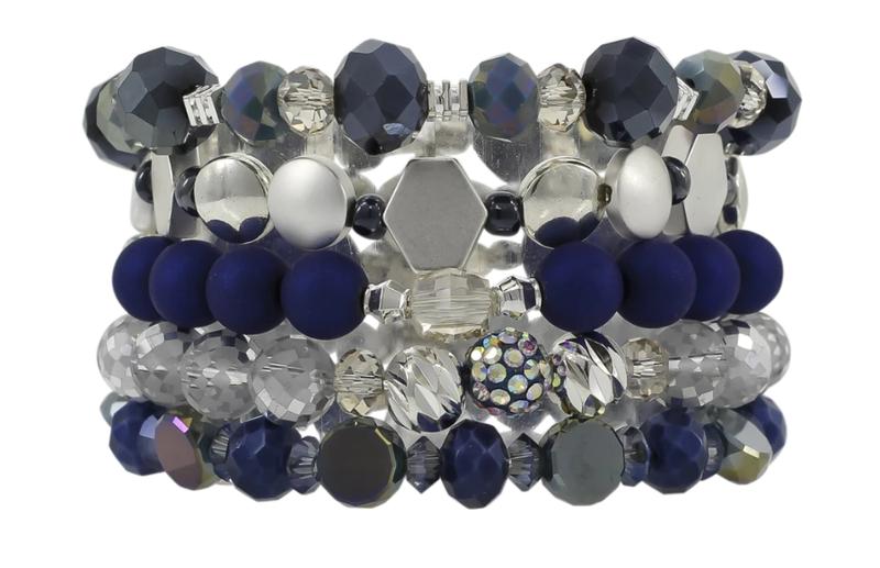 Brooklyn Erimish Bracelet Stack Set