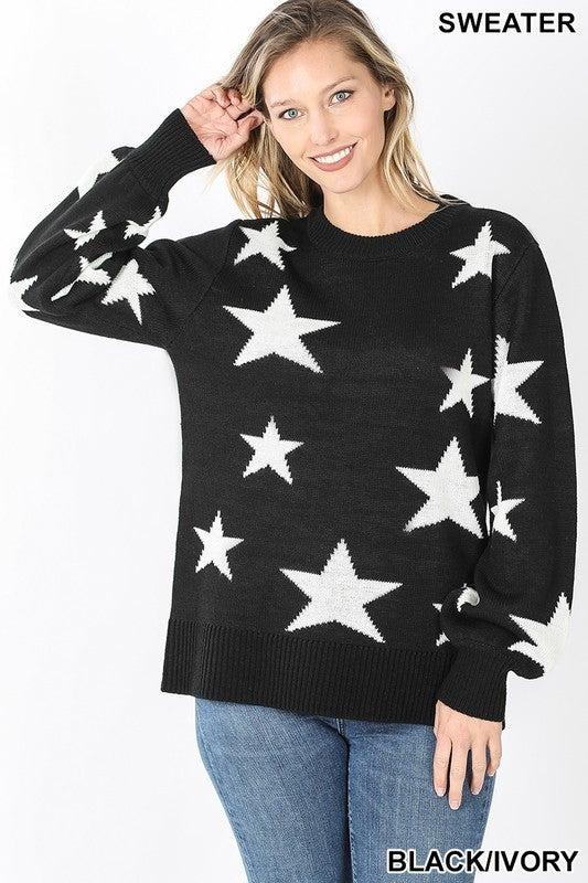 Star Gazing Sweater