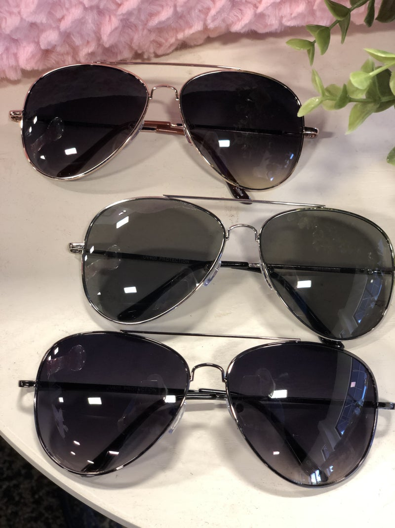 All The Smoke Sunglasses