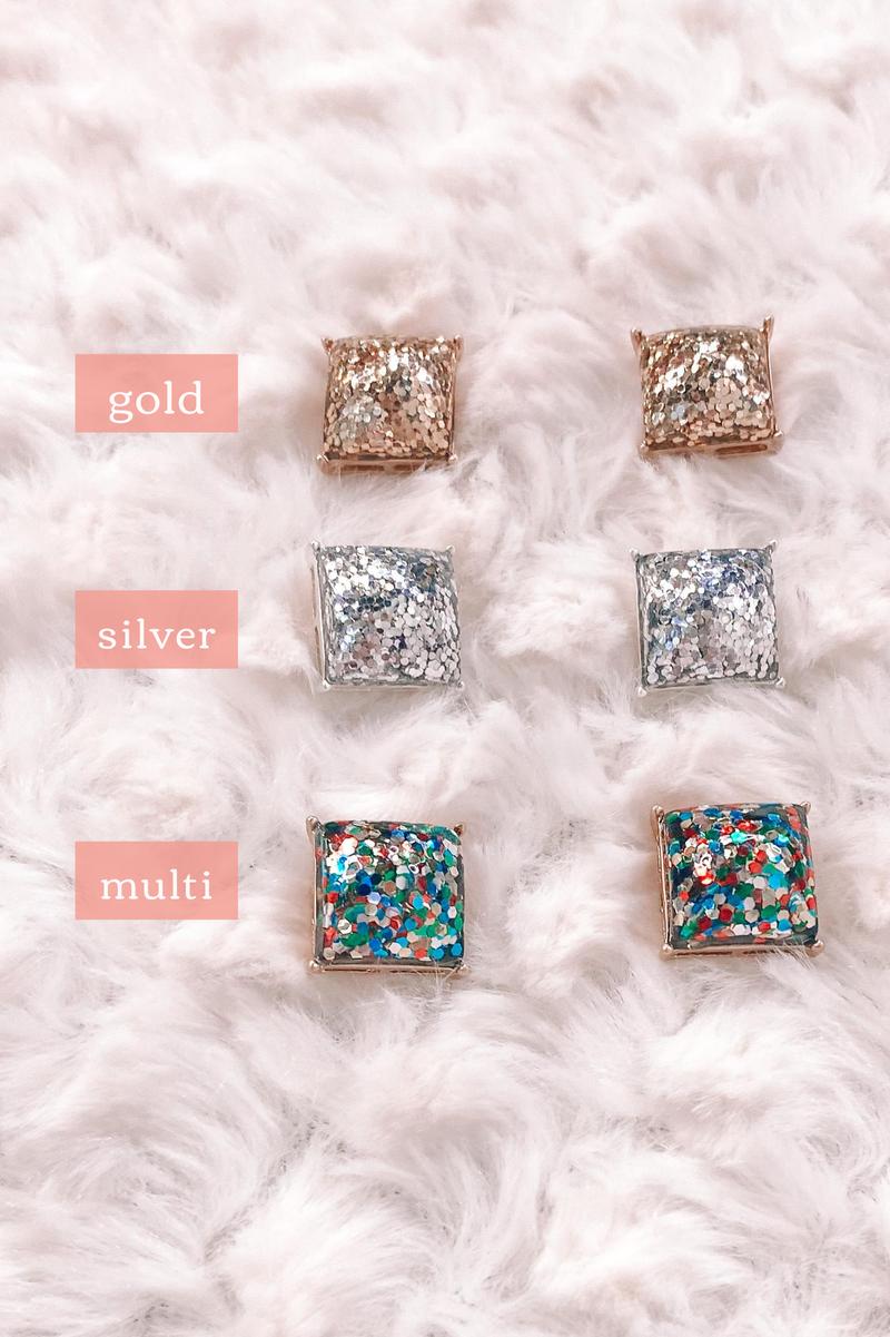 All Things Glitter Earrings