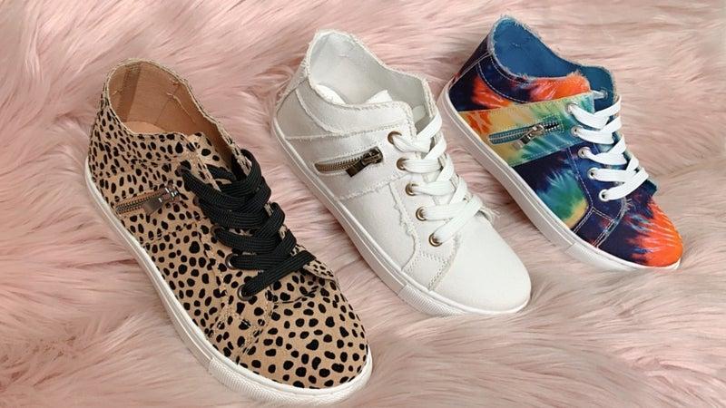 Promise Forever Sneaker