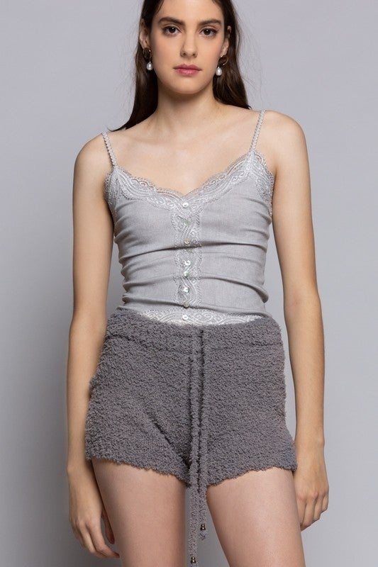 Cozy Bottom Shorts