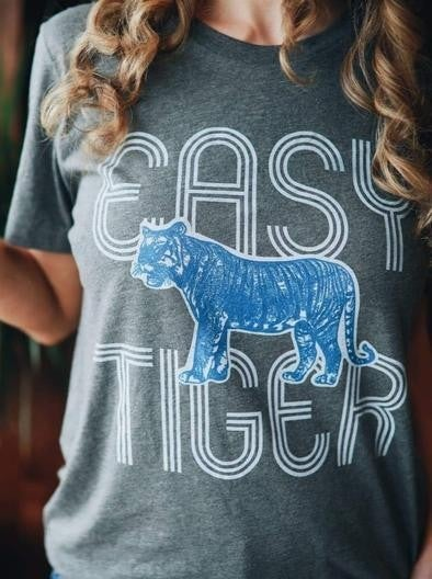 Let Me Hear You Roar Graphic Tee
