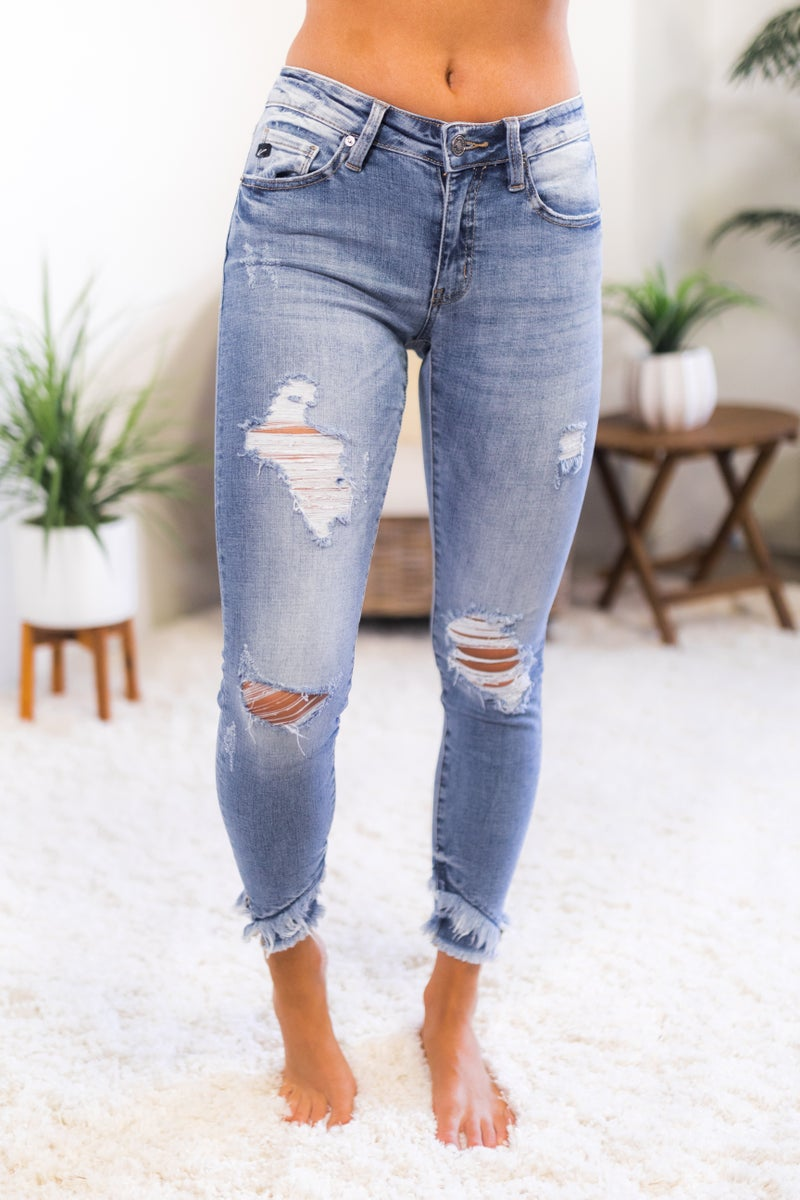 Risking It All Jeans