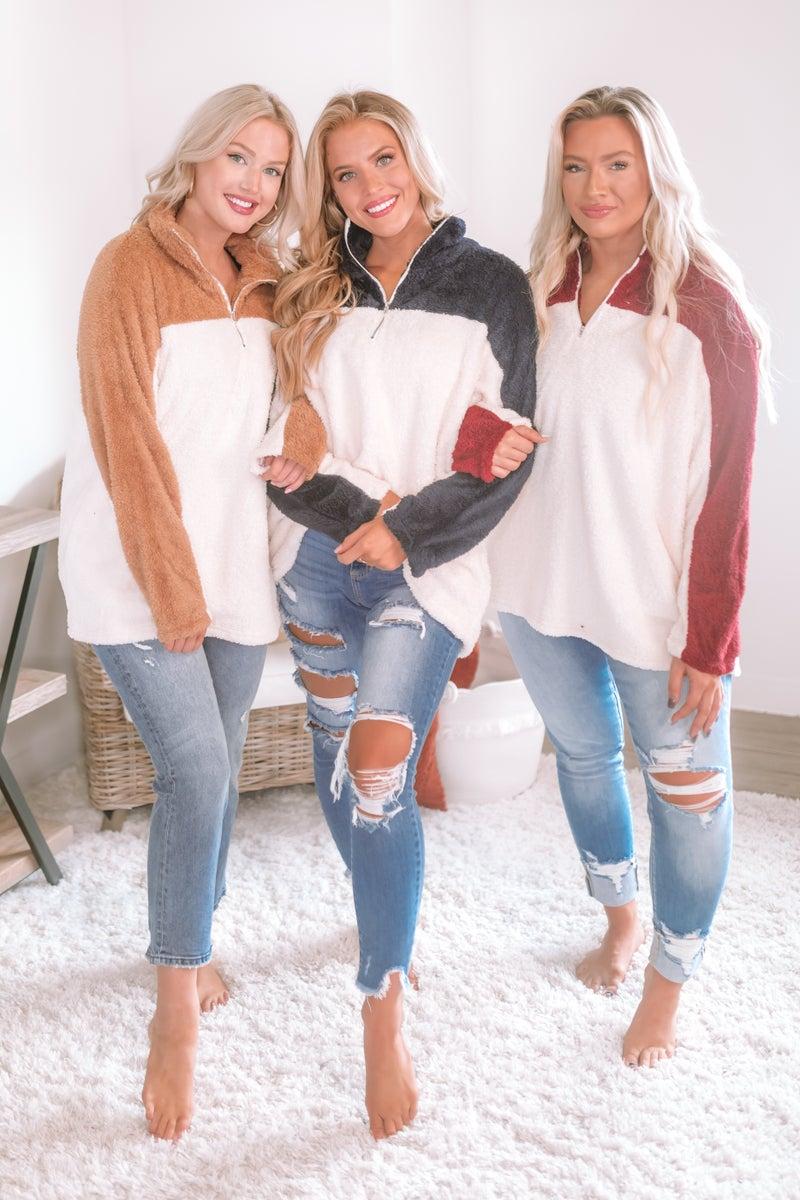 Aim High Pullover