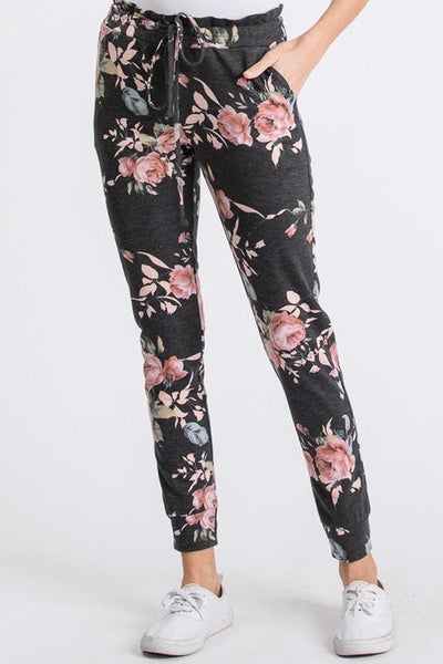 Floral For Life Joggers
