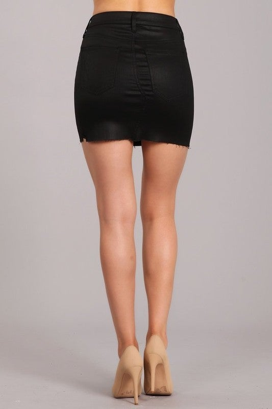 Just Comes Natural Skirt