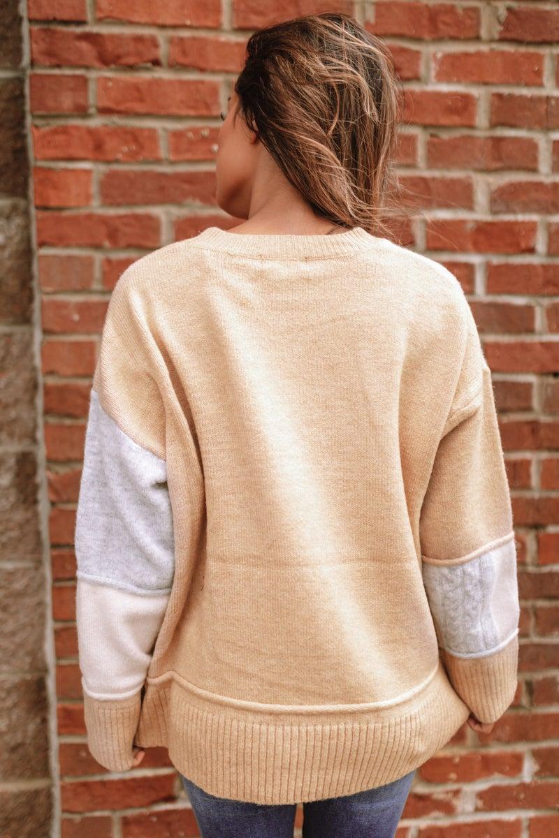 Meet Me Halfway Sweater