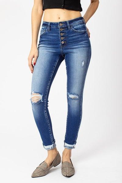 A Loving Memory Jeans
