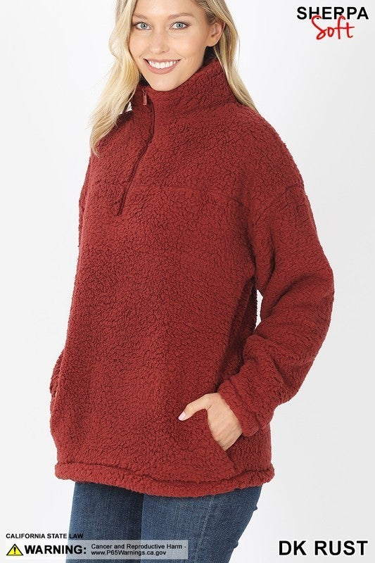 Blissful Autumn Pullover /104