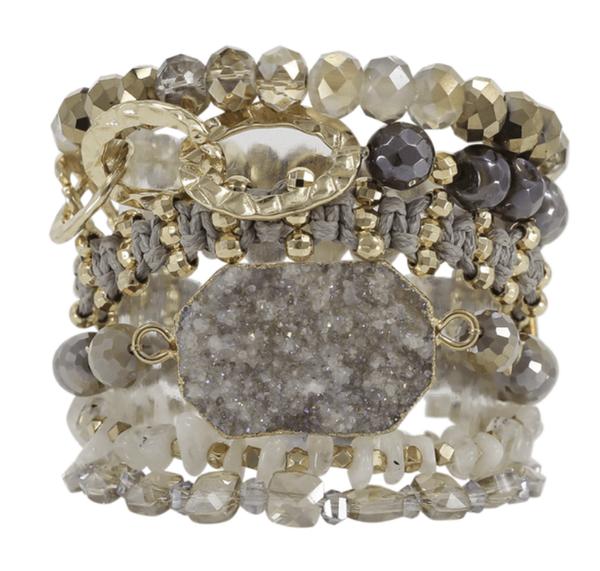 Augusta Erimish Bracelet Stack Set