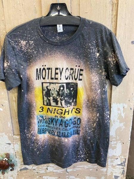 Motley Crue Graphic Tee