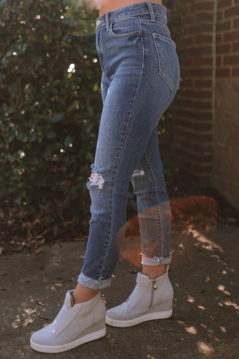 Endearing Soul Jeans