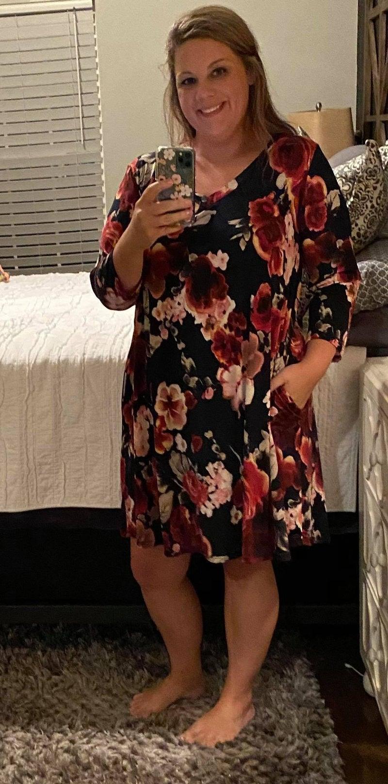 Make Some Time Dress