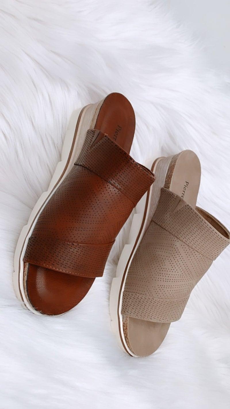 Mine To Keep Sandal