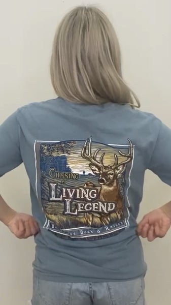 Living Legend Graphic Tee