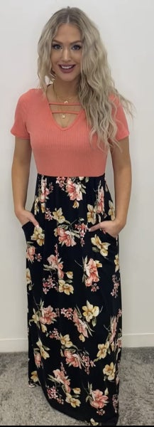 By Popular Opinion Maxi Dress
