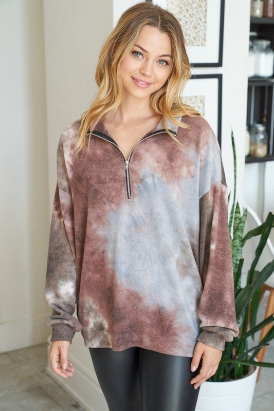 Lost In Conversation Pullover