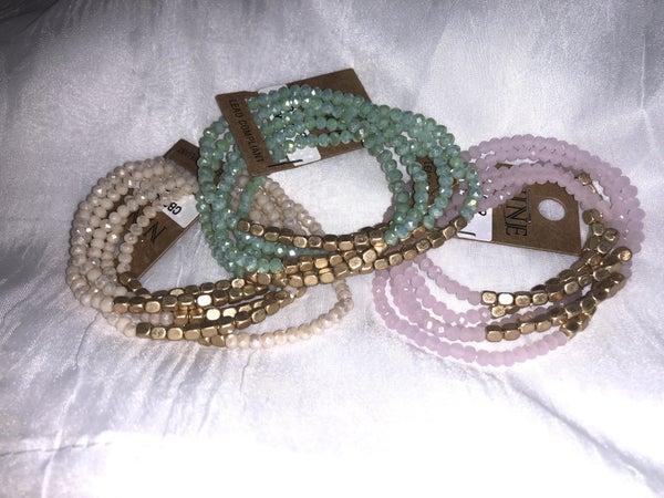 Hello Spring Bracelet Set