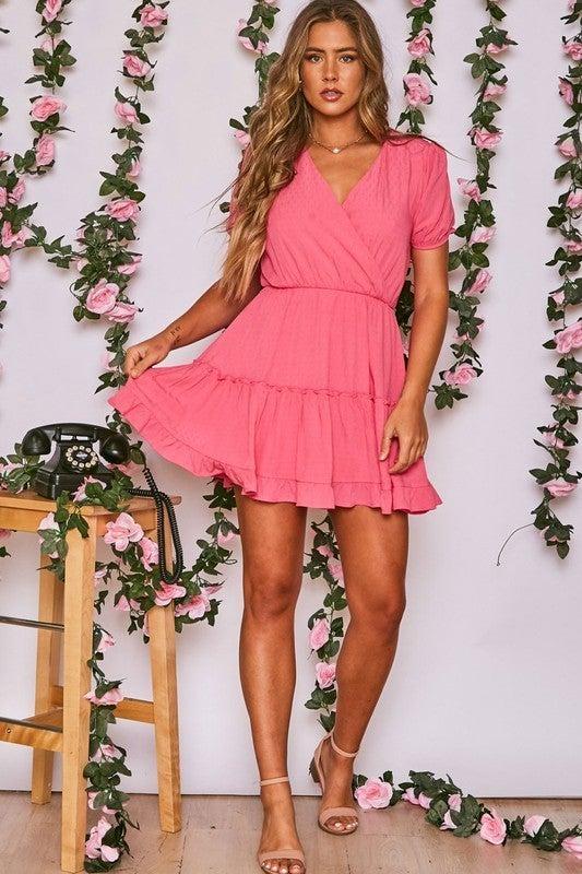 Winding Down Dress