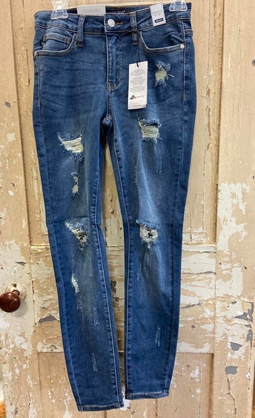 Judy Blue Mid Day Jeans