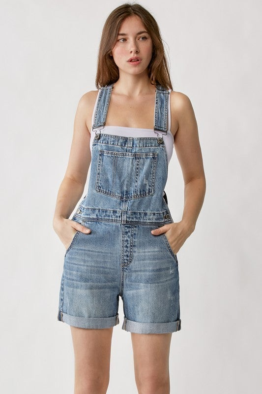 Take Me Back To The 90's Overalls