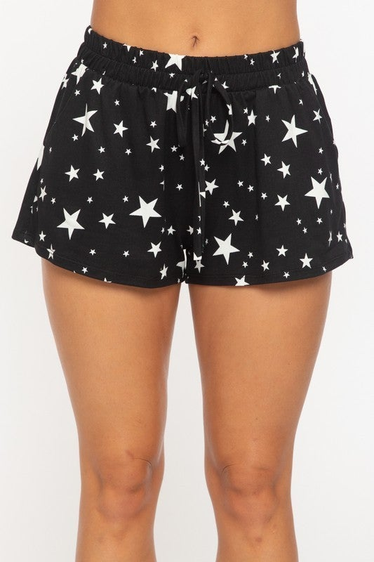 Blow A Kiss Shorts