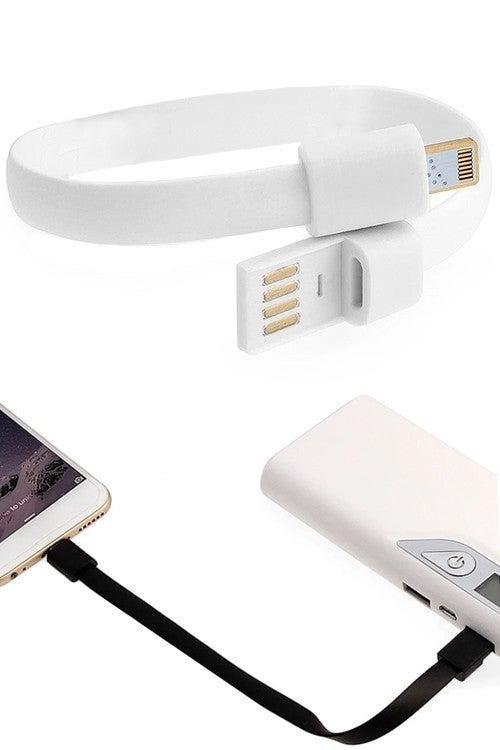 Charge Me Up USB Charging Bracelet