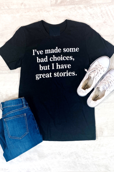 Great Stories Graphic Tee