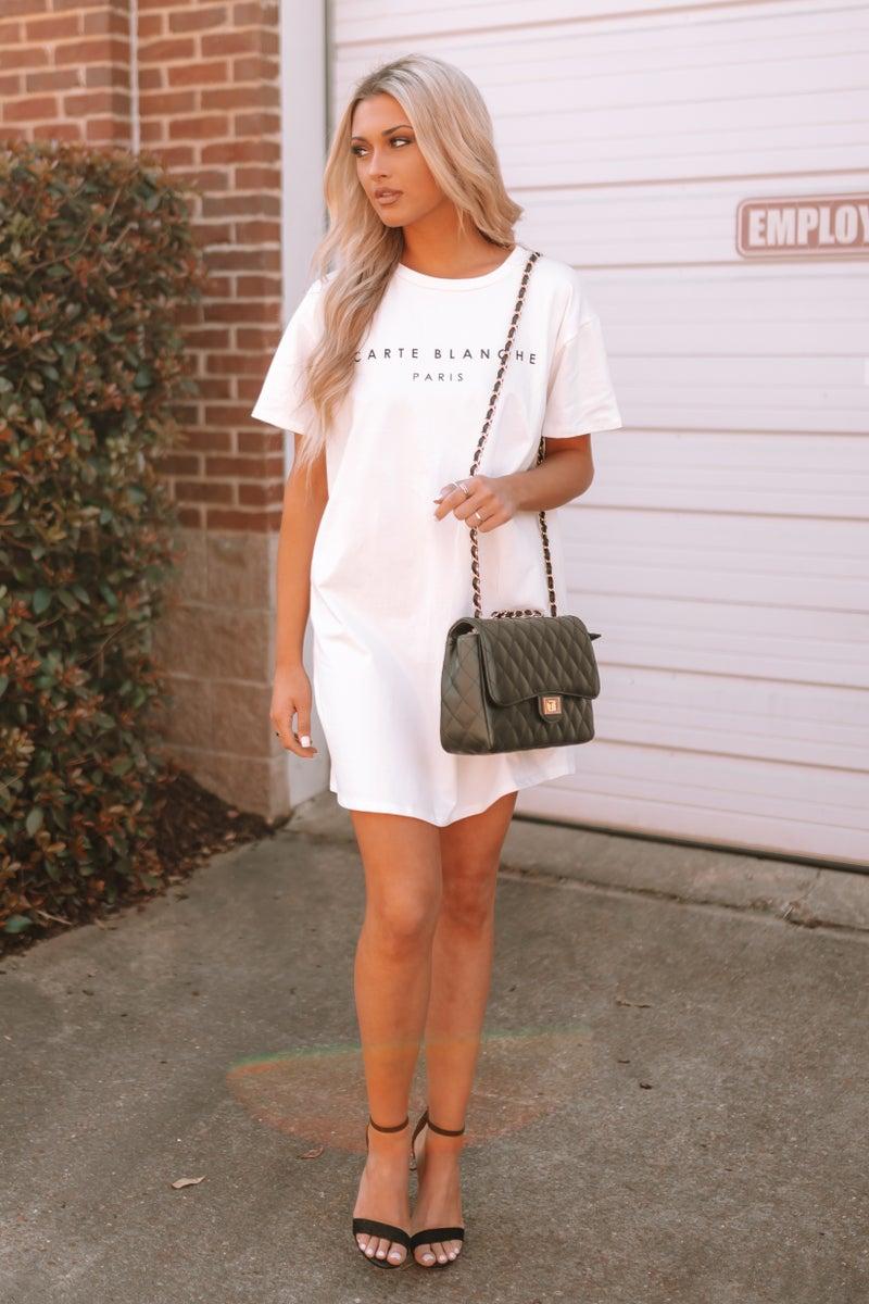 Carte Blanche Dress