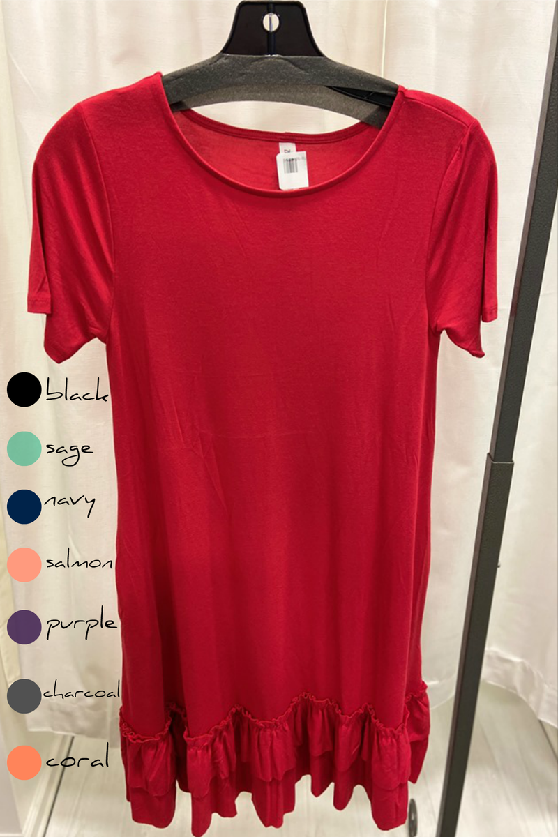 Middle Of The Night Dress - 700