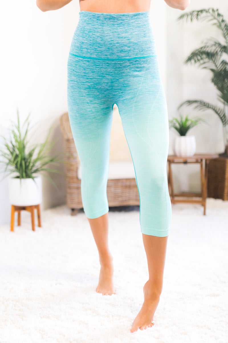 Same Old Love Capri Leggings