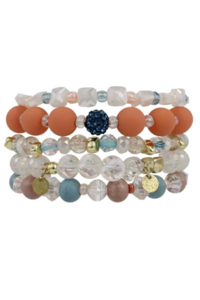 Maui Erimish Bracelet Stack