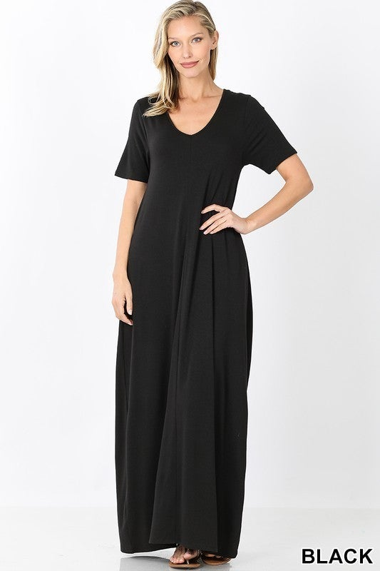 Need You Now Maxi Dress - 907