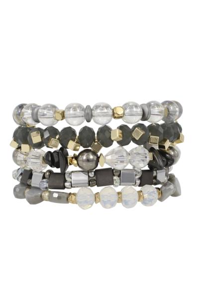 Foxxy Erimish Bracelet Stack