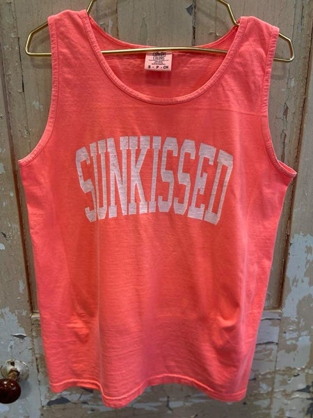 Sunkissed Graphic Tank