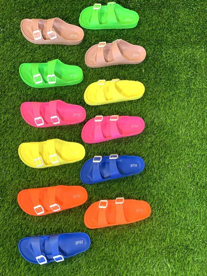 Carefree Days Sandal