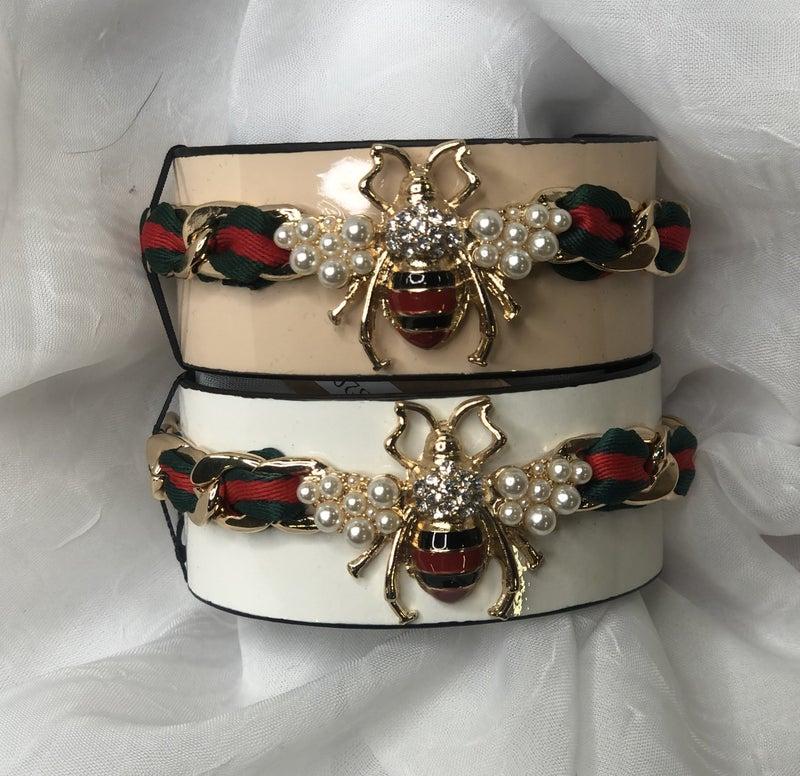 Be A Queen Cuff Bracelet