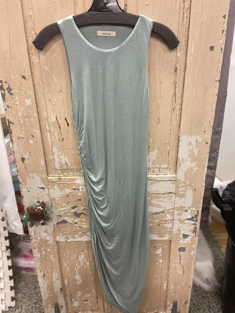 Hang On To Every Word Maxi Dress