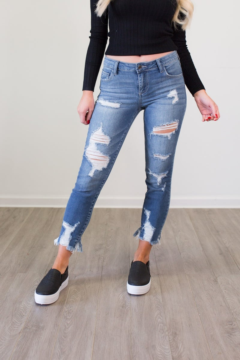 Consider Your Options Jeans