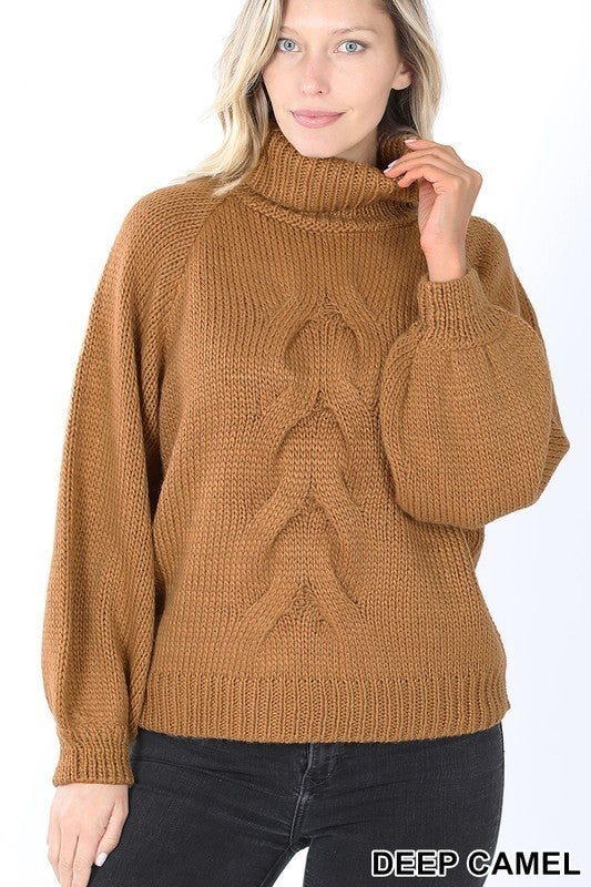Warm By You Sweater- 501