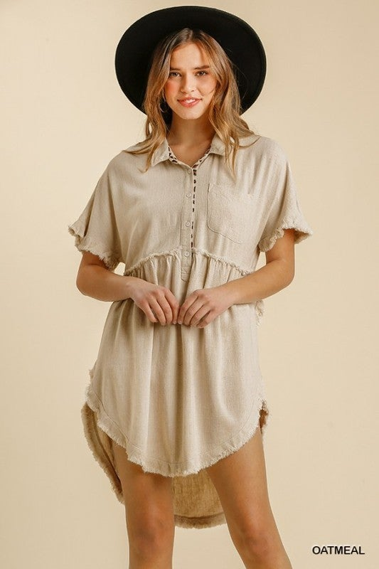 Pictures On The Wall Tunic