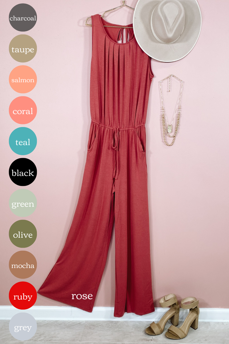 Good Girls Jumpsuit - 1004