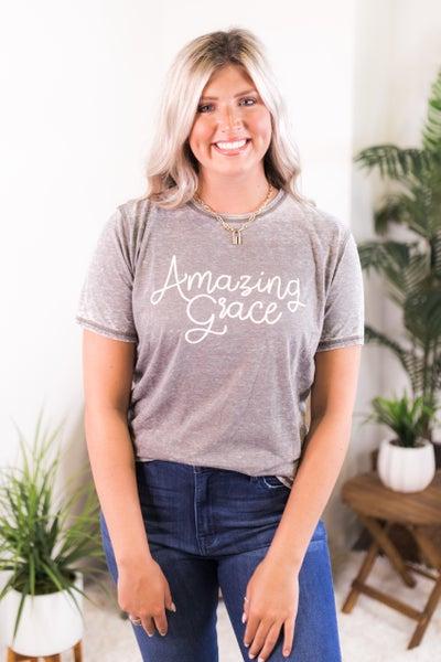 Amazing Grace Graphic Tee