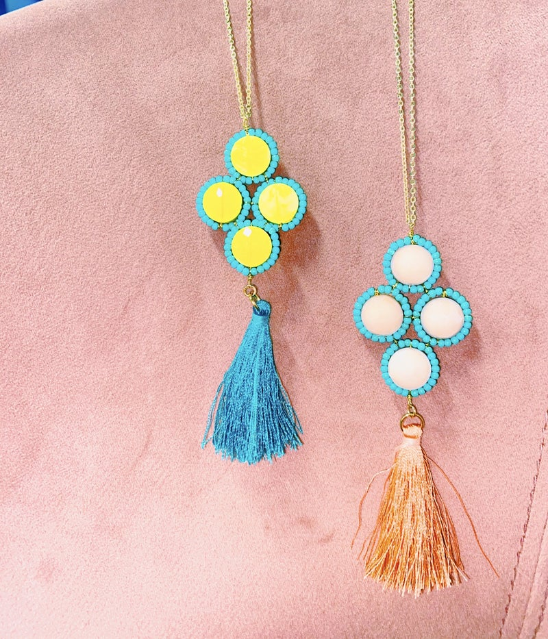 Seek A New Style Necklace