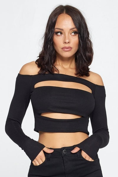 Infinite Reason Crop Top