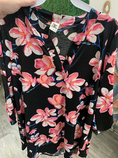 Blooming Blossoms Top