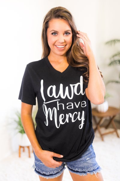 Lawd Have Mercy Graphic Tee